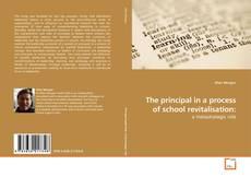 Buchcover von The principal in a process of school revitalisation: