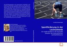 Buchcover von Sportförderung in der Leichtathletik