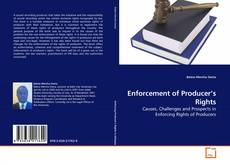 Copertina di Enforcement of Producer's Rights