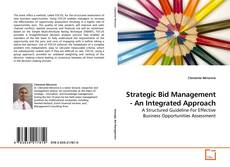 Обложка Strategic Bid Management - An Integrated Approach