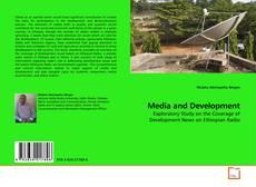 Обложка Media and Development