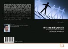 Buchcover von Toleranz mit Grenzen