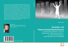 Обложка Statistik und Wahrscheinlichkeitstheorie