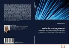 Buchcover von Variantenmanagement