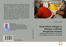 Buchcover von Rural-Urban Linkages in Ethiopia: A Market Perspective Analysis