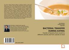 Bookcover of BACTERIAL TRANSFER DURING EATING