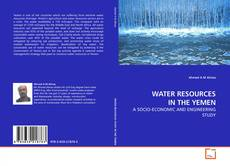 Bookcover of WATER RESOURCES IN THE YEMEN