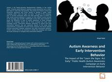 Bookcover of Autism Awarness and Early Intervention Behavior
