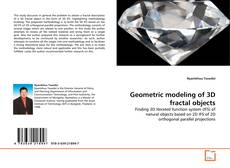 Buchcover von Geometric modeling of 3D fractal objects