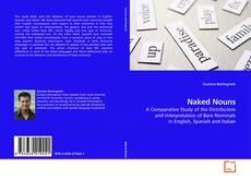 Naked Nouns kitap kapağı