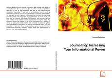 Bookcover of Journaling: Increasing Your Informational Power