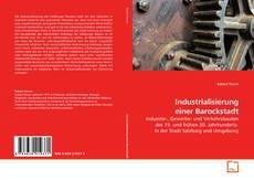 Copertina di Industrialisierung einer Barockstadt