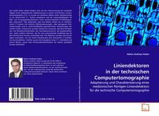 Capa do livro de Liniendektoren in der technischen Computertomographie