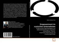 Buchcover von Empowerment im russischen Unternehmen