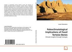 Buchcover von Paleoclimatological Implications of Fossil Tortoise Bones