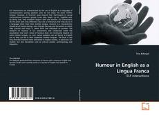 Bookcover of Humour in English as a Lingua Franca
