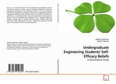 Buchcover von Undergraduate Engineering Students' Self-Efficacy Beliefs