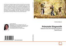 Capa do livro de Pränatale Diagnostik