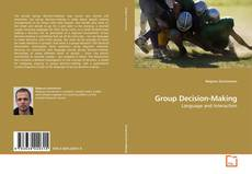 Bookcover of Group Decision-Making