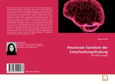 Buchcover von Neuronale Korrelate der Entscheidungsfindung