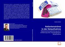 Buchcover von Patientenströme in der Notaufnahme