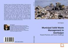 Bookcover of Municipal Solid Waste Management in Azerbaijan