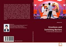 Bookcover of Emotions and Switching Barriers