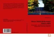 Bookcover of Neues Mobilitätskonzept Elektro-PKW