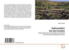 Bookcover of Volksmedizin bei den Kurden