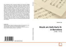 Copertina di Musik am Hofe Karls III. in Barcelona