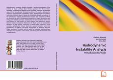 Bookcover of Hydrodynamic Instability Analysis