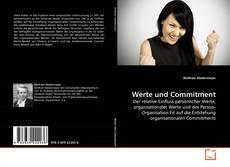 Bookcover of Werte und Commitment