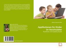 Buchcover von Applikationen für Kinder im Vorschulalter