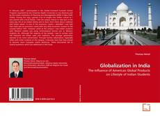 Bookcover of Globalization in India