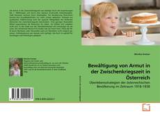 Portada del libro de Bewältigung von Armut in der Zwischenkriegszeit in Österreich