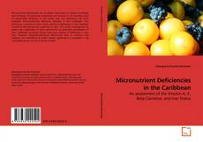 Bookcover of Micronutrient Deficiencies in the Caribbean