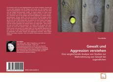 Borítókép a  Gewalt und Aggression verstehen - hoz