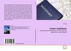 Bookcover of STUDY OVERSEAS