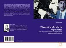 Buchcover von Wissenstransfer durch Repatriates