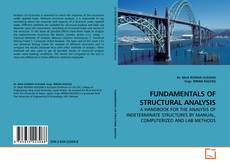 Couverture de FUNDAMENTALS OF STRUCTURAL ANALYSIS