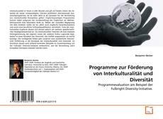 Bookcover of Programme zur Förderung von Interkulturalität und Diversität