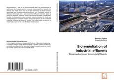 Обложка Bioremediation of industrial effluents