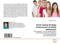 Bookcover of Social Coping Strategy Endorsement of Gifted Adolescents