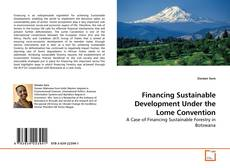 Обложка Financing Sustainable Development Under the Lome Convention