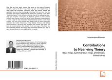Contributions to Near-ring Theory kitap kapağı
