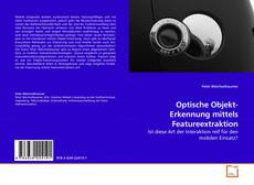 Bookcover of Optische Objekt-Erkennung mittels Featureextraktion