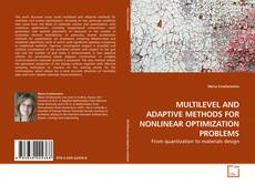 Bookcover of MULTILEVEL AND ADAPTIVE METHODS FOR NONLINEAR OPTIMIZATION PROBLEMS