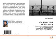 Bookcover of Das Amerikabild bei Max Frisch