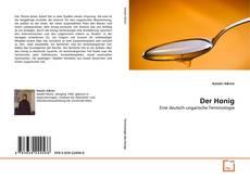 Buchcover von Der Honig