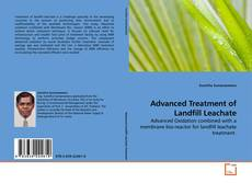 Bookcover of Advanced Treatment of Landfill Leachate